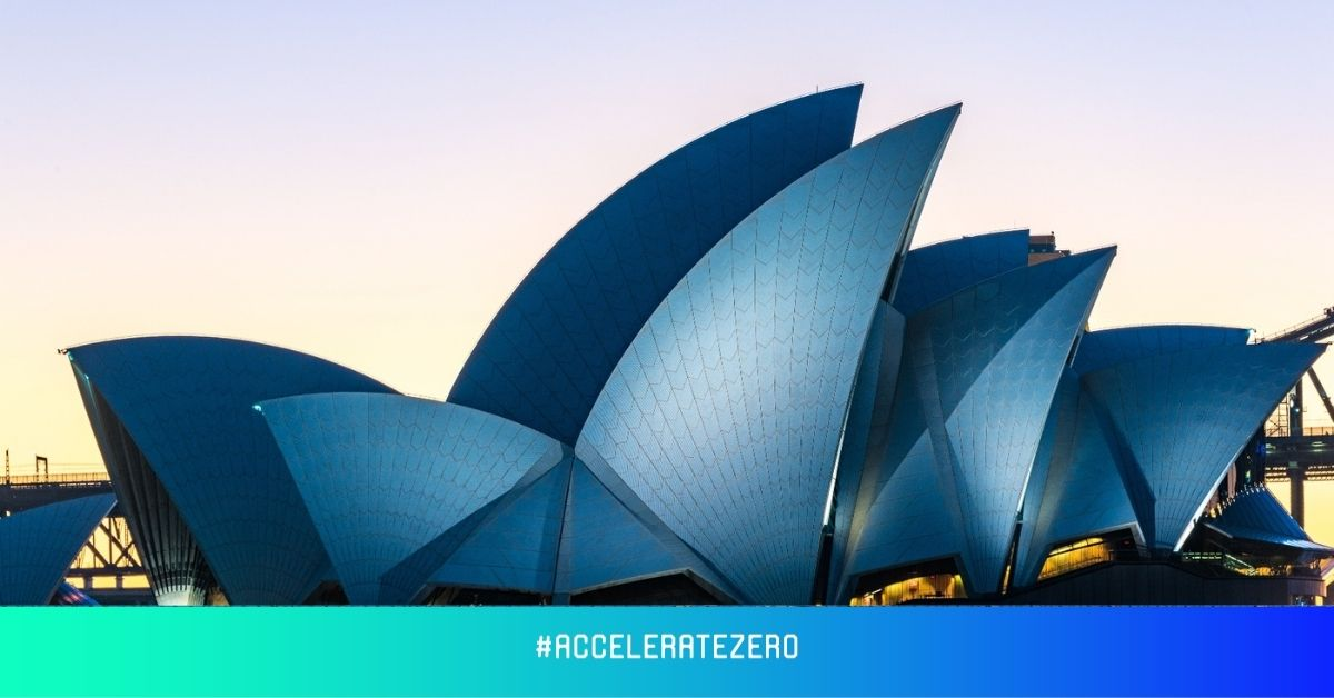 Sydney to host first global summit on accelerating  pathways to zero emissions