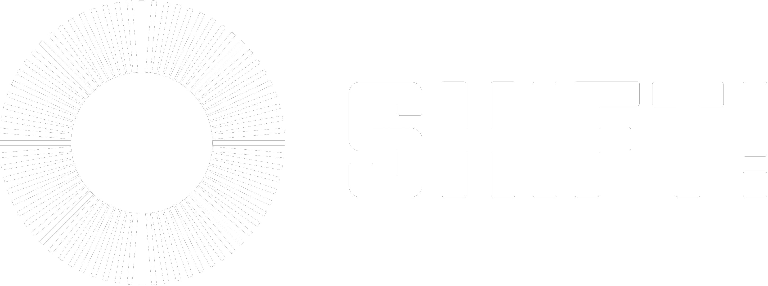 LOGO SHIFT REVERSE WHITE (2)